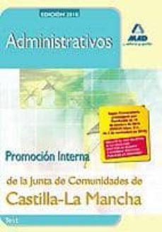 Chapultepecuno.mx Administrativos De La Junta De Comunidades De Castilla-la Mancha Promocion Interna.test Image