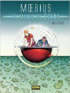 moebius. el mundo de edena: edición integral-9788467916737