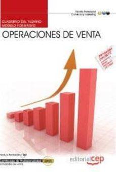 Eldeportedealbacete.es Cuaderno Del Alumno Operaciones De Venta. Certificados De Profesi Onalidad Image