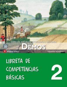 Inmaswan.es Nuevo Demos 2º Libreta Competencias Básicas Y Separata Comunidad Valencia Image