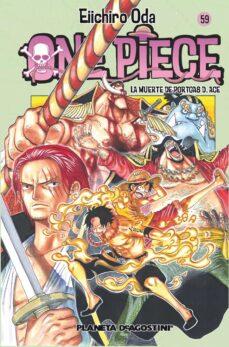 one piece nº 59-eiichiro oda-9788468472737