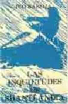 las inquietudes de shanti andia-pio baroja-9788470350337