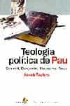 Inmaswan.es Teologia Politica De Pau Image
