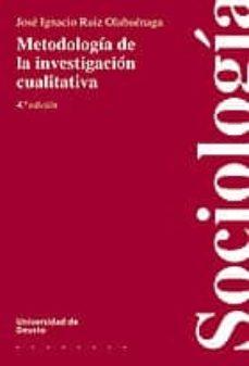 Permacultivo.es Metodologia De La Investigacion Cualitativa (4ª Ed.) Image
