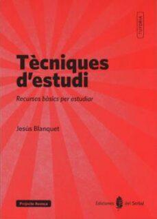 Encuentroelemadrid.es Tecniques D Estudi: Recursos Basics Per Estudiar Image