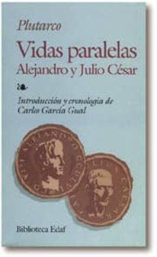 vidas paralelas: alejandro y julio cesar-9788476407837