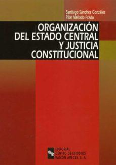 Bressoamisuradi.it Organizacion Del Estado Central Y Justicia Constitucional Image