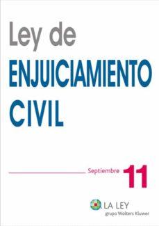 ley de enjuiciamiento civil (ebook)-9788481269437