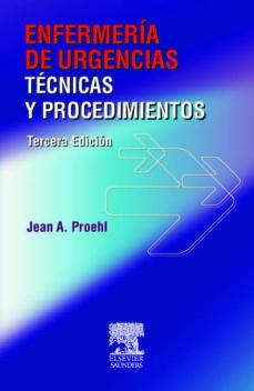Inmaswan.es Procedimientos En Enfermeria De Urgencias (3ª Ed.) Image