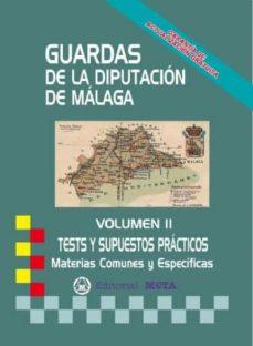 Lofficielhommes.es Guardas De La Diputación De Málaga (Tests) Image