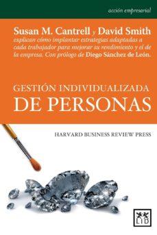 gestión individualizada de personas (ebook)-susan m. cantrell-david smith-9788483566237