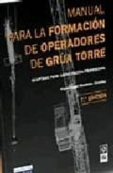Permacultivo.es Manual Para La Formacion De Operadores De Grua Torre. 10ª Ed. Image