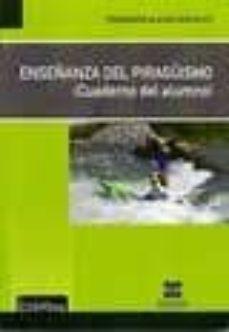 Javiercoterillo.es Enseñanza Del Piraguismo (Cuaderno Del Alumnado) Image