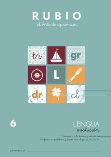 Followusmedia.es Cuaderno Rubio Lengua 6 Evolucion Image