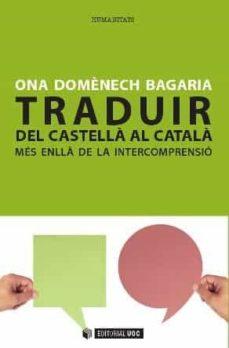 Bressoamisuradi.it Traduir Del Castellà Al Català: Mes Enllà De La Intercomprensió Image