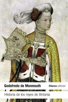 historia de los reyes de britania-godofredo de monmouth-9788491048237