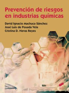 Ebook pdf descargar francais PREVENCION DE RIESGOS EN INDUSTRIAS QUIMICAS 9788491711537