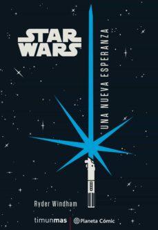 Descarga gratis los libros. STAR WARS. UNA NUEVA ESPERANZA (NOVELA) in Spanish iBook MOBI FB2