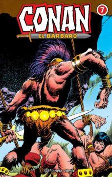 Descargar archivo ebook desde amazon CONAN EL BÁRBARO (INTEGRAL) Nº 07/10 de DON KRAAR en español ePub 9788491737537