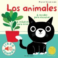 Ironbikepuglia.it Los Animales: Mi Primer Libro De Sonidos Image