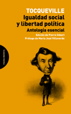igualdad social y libertad politica-alexis de tocqueville-9788494366437