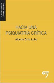 hacia una psiquiatría crítica (ebook)-9788494482137