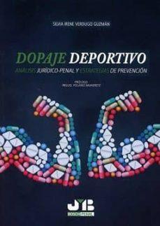 Kindle descarga libros gratis DOPAJE DEPORTIVO de SILVIA IRENE VERDUGO GUZMÁN 9788494663437 (Spanish Edition)