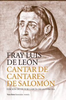 Ebook descarga gratuita nl CANTAR DE CANTARES DE SALOMON ePub PDF FB2 de FRAY LUIS DE LEON in Spanish
