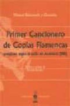 Srazceskychbohemu.cz Primer Cancionero De Coplas Flamencas: Populares Segun El Estilo De Andalucia Image