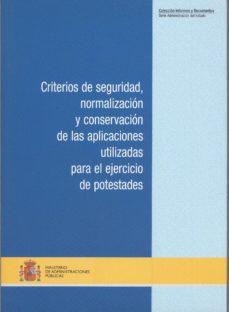 Permacultivo.es Criterios De Seguridad, Normalizacion Y Conservacion De Las Aplic Aciones Utilizadas Para El Ejercicio De Potestades Image