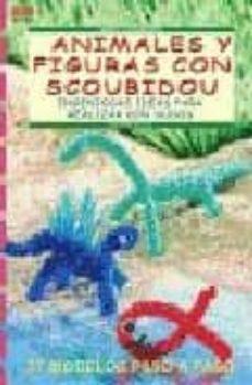 animales y figuras con scoubidou: ingeniosas ideas para realizar con nudos-sabine koch-9788496365537