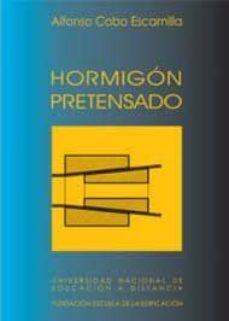 Descargar HORMIGON PRETENSADO gratis pdf - leer online