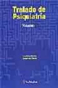 Descarga gratuita de audio e libros. TRATADO DE PSIQUIATRIA (VOL. I) PDF DJVU