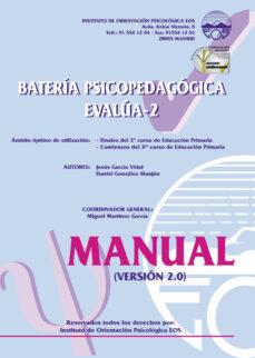 Enmarchaporlobasico.es Evalua-2 (Manual) (2ª Ed.) Image
