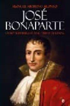 jose bonaparte: un rey republicano en el trono de españa-manuel moreno sanz-9788497347037