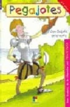 Javiercoterillo.es Pegajotes: Don Quijote En La Venta (Don Quijote De La Mancha Con Pegatinas) Image