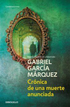 Ebook descargas de revistas CRONICA DE UNA MUERTE ANUNCIADA 9788497592437