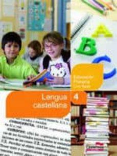 Permacultivo.es Lengua Castellana 4º Educacion Primaria (Llibre + Cd)(projecte Salvem La Balena Blanca) Image