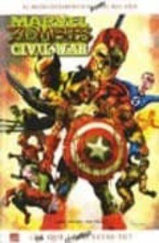 marvel zombies: civil war (contiene marvel zombies 2 1-5 usa)-robert kirkman-sean phillips-9788498850437