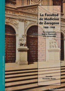 Titantitan.mx La Facultad De Medicina De Zaragoza (1868-1908) Image