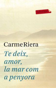 Permacultivo.es Te Deix, Amor, La Mar Com A Penyora Image