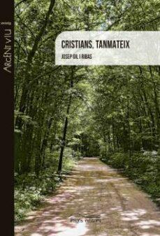 cristians, tanmateix-9788499759937