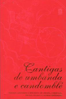 cantigas de umbanda e candomblé (ebook)-pallas editora-9788534705837
