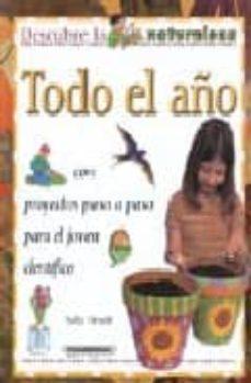 DESCUBRE LA NATURALEZA : TODO EL AÑO - SALLY HEWITT   Adahalicante.org