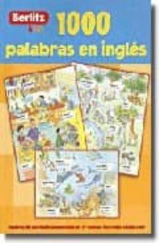 Garumclubgourmet.es 1000 Palabras En Ingles (Berlitz Kids) Image