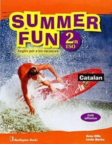 Costosdelaimpunidad.mx Summer Fun 2 Eso (Student Book + Cd) (Catalan) Image