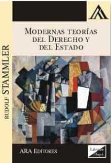 Trailab.it Modernas Teorias Del Derecho Y Del Estado Image