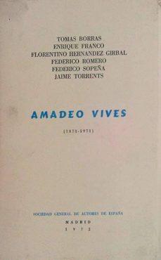 Vinisenzatrucco.it Amadeo Vives Image