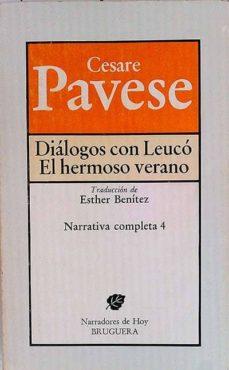 Carreracentenariometro.es Diálogos Con Leucó. El Hermoso Verano Image