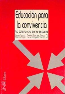 EDUCACIÓN PARA LA CONVIVENCIA - VVAA   Triangledh.org